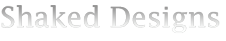 Shaked designs - logo
