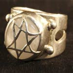 Judaica Ring